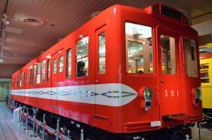 Teito Rapid Transit Authority type 300 by Furuhashi335