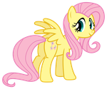 Fluttershy by 90Sigma