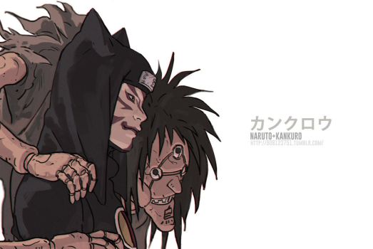 NARUTO- Kankuro by fisher903