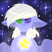 YCH for The-Space-Scout Lineless by RenataRKS