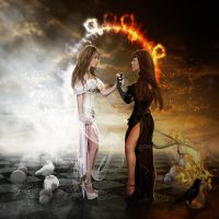 Good against evil by tryskell