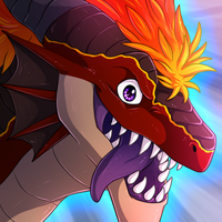 Sulfer avatar - commission by IcelectricSpyro
