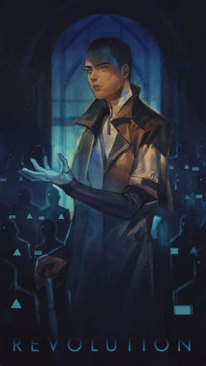 D:BH Connor x Reader Chapter 28 by Imjusttheresup on DeviantArt