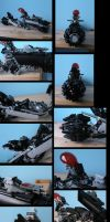 bionicle: the rumbler update by CASETHEFACE