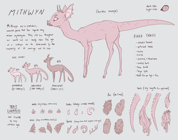 mithwyn species guide by txpir