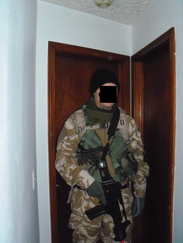 [airsoft]  British SAS Impression loadout by trooperbeta