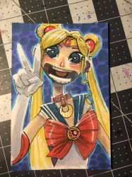 $50 Sailor Moon by JeremyTreece