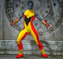 Colossus 2nd skin textures for M4 by hiram67