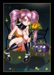 Pumpkin girl - extra by Xamrock-ART