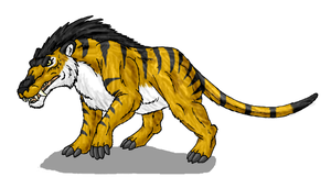 DHD-Andrewsarchus by Scatha-the-Worm
