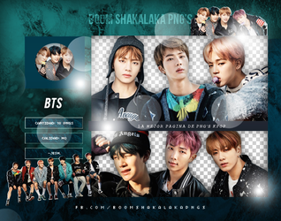 BTS PNG PACK #4 You Never Walk Alone P.2 by Upwishcolorssx
