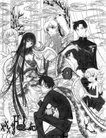 xxxHolic by HELLION-nightshade