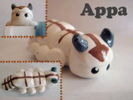 Charming: Appa by violetdawson