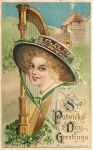 Sweet St. Patrick's Day Greetings by Yesterdays-Paper