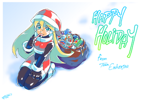 Happy Holidays 2016 :) by Tomycase
