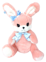 Cute Pinky Bunny by bubupoodle