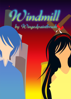 Windmill Cover by wingedpaintbrush