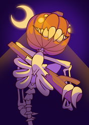 [OC] - This Is Halloween by Nexubis