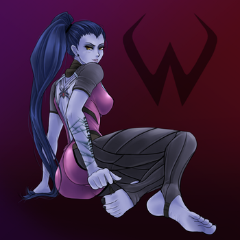 Widowmaker by NuciComs