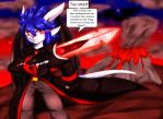 -Collab- Blade by Arung98