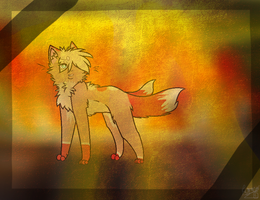 The Light Behind The Flames .:G:. by starii-flames