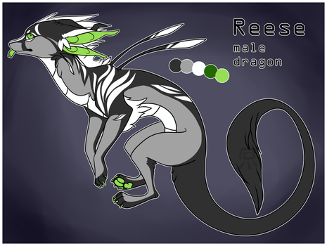 Reese Character Auction CLOSED by ForeverFrosty