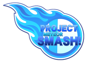 Project Meteor Smash! Logo by Leafpenguins