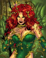 Posion Ivy Comission by Javilaparra