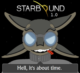 Starbound About Time by leinglo