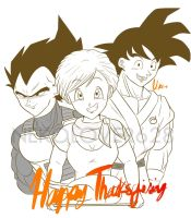 Happy Thanksgiving 2017! by NekoLover628