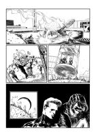 Secret Avengers Sample 05 by V4Valerio