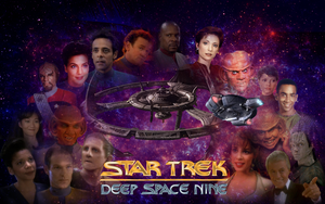 Star Trek Saga - Deep Space Nine by Camuska