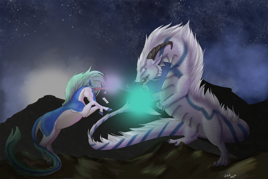 If Its A Fight You Want by LadyDistort