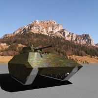 APTH 1 HPC personnel carrier by A-Teivos