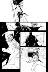 Batman pg 4 by Alec-M