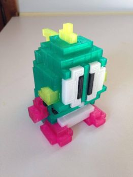Bubble Bobble 3D by Sachmoe64