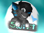 Swift by Blueberrythehusk
