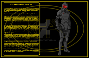 Combat Android by MOAB23
