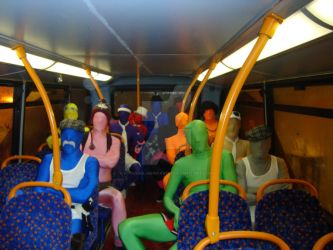 morph on the bus by Iceangel-newcastle