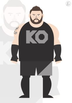 Kevin Owens by CmOrigins