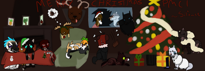 Pmc Christmas 2016 by silencethewolf
