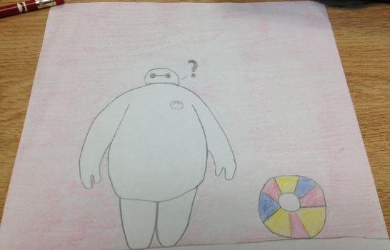 Baymax by Sweetbitterness15