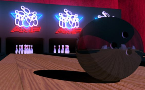 Bowling Alley by nenglehardt