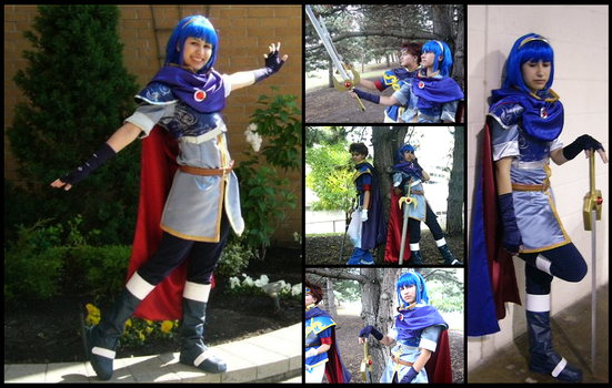 Marth Cosplay by kaiser-mony