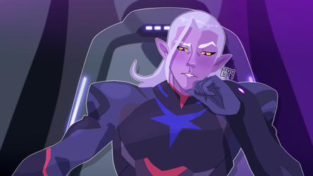 Prince Lotor by Little-V-99
