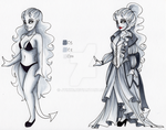 Halloween Mistress: -Ghost - CLOSED by Jyinxe