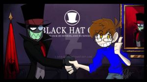 Welcome To Black Hat Org. !! by Rick-Elfen