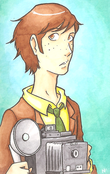 The Reporter by Gaara0013