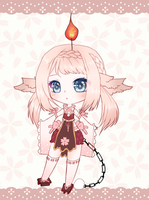 CandleDoll Adoptable Giveaway CLOSED by Awato