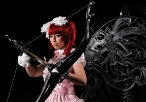 Raqel Lolita - it's over. by Shoko-Cosplay